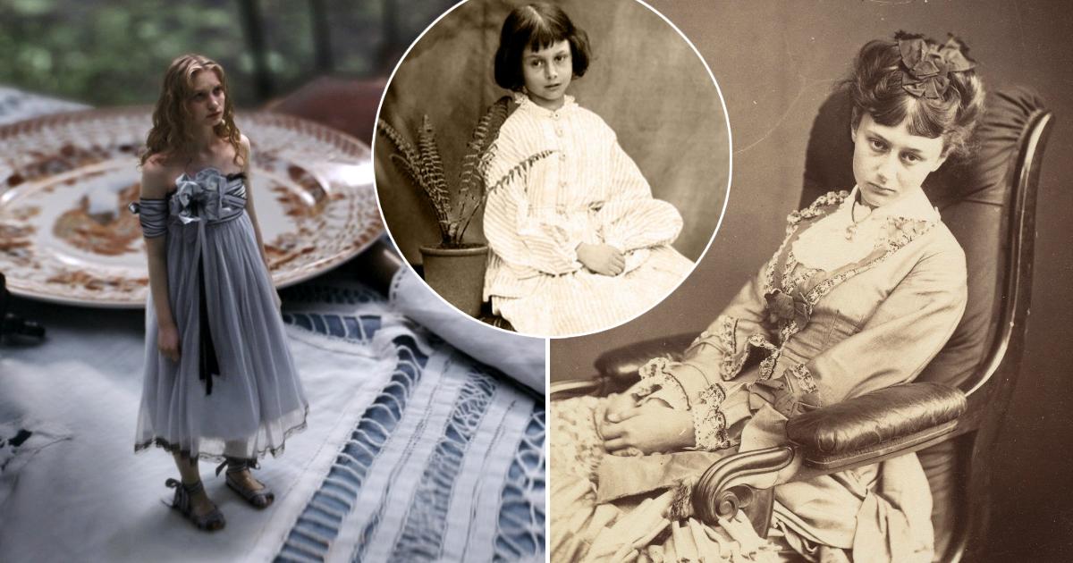 """Реальный прототип: интересные факты о настоящей """"Алисе в Стране чудес"""""""