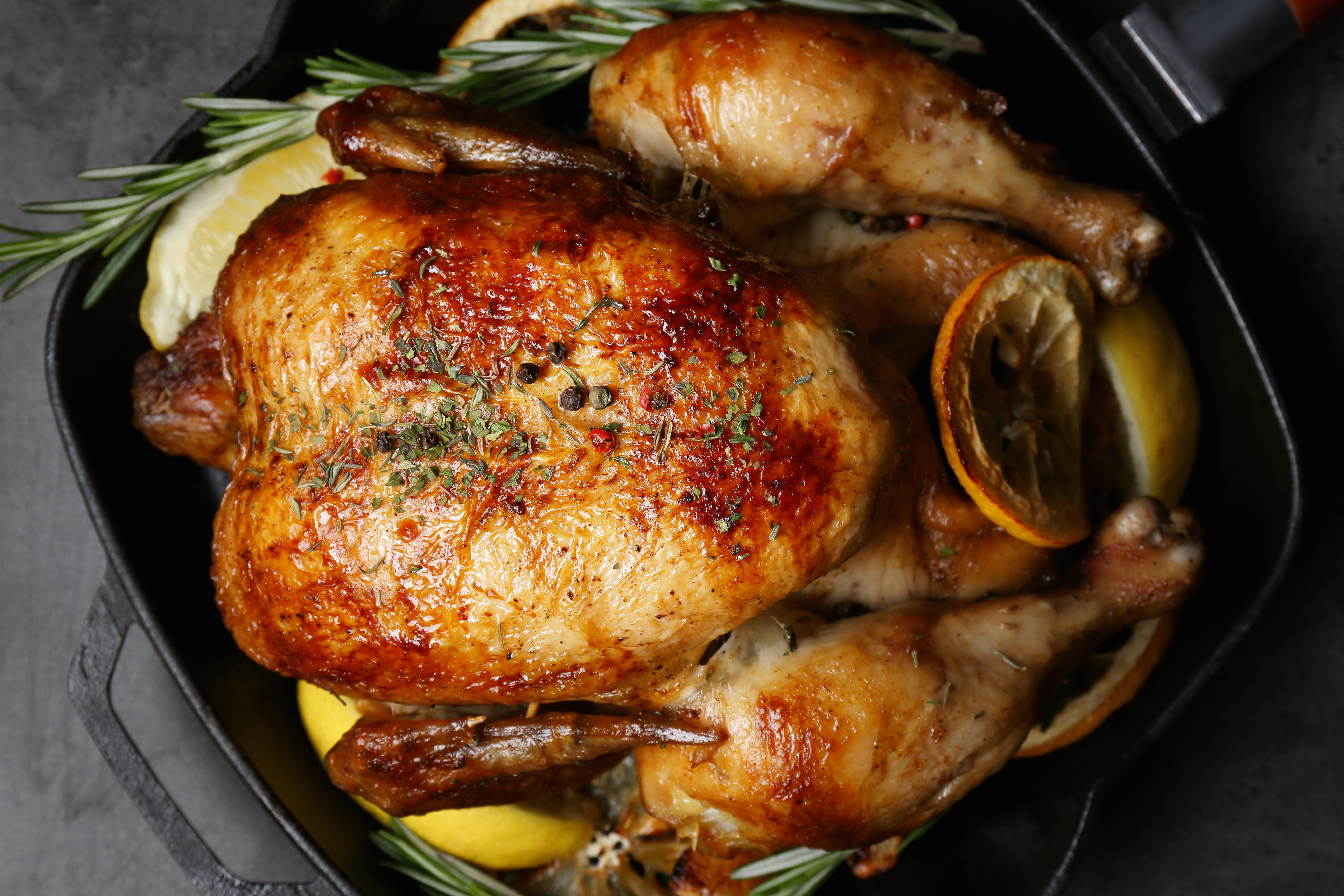 Цыплёнок выходного дня – лучший метод запекания курицы!