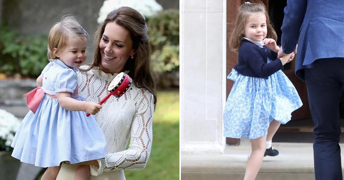 Фото Можно и нельзя: правила поведения для маленькой принцессы Шарлотты
