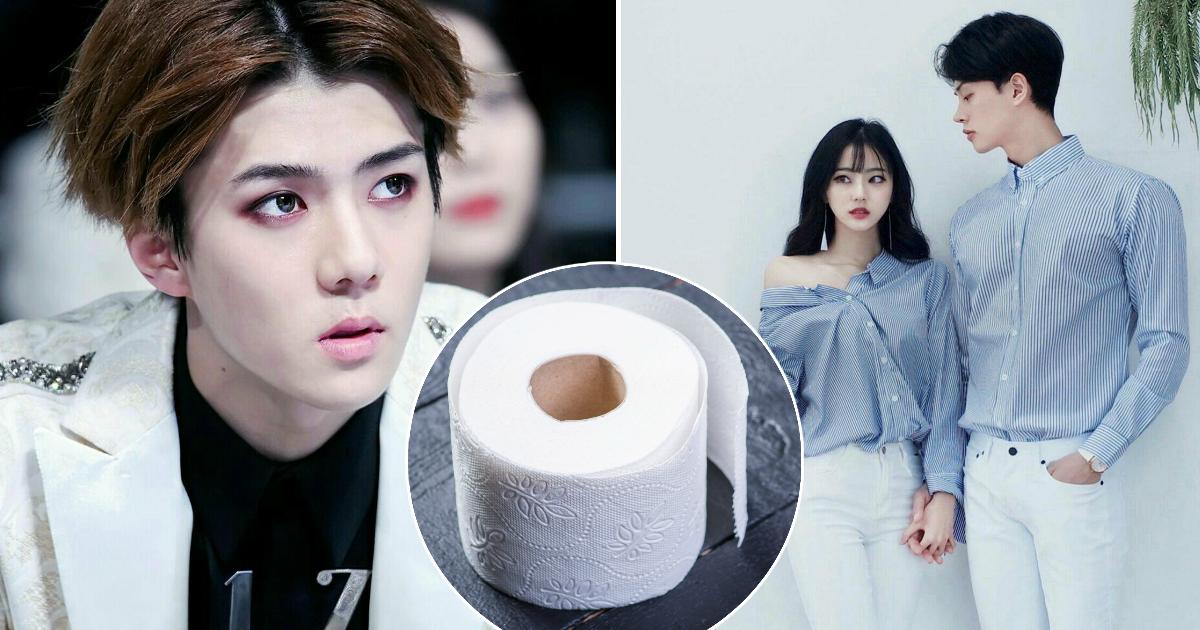 Туалетная бумага в подарок и другие странности Южной Кореи