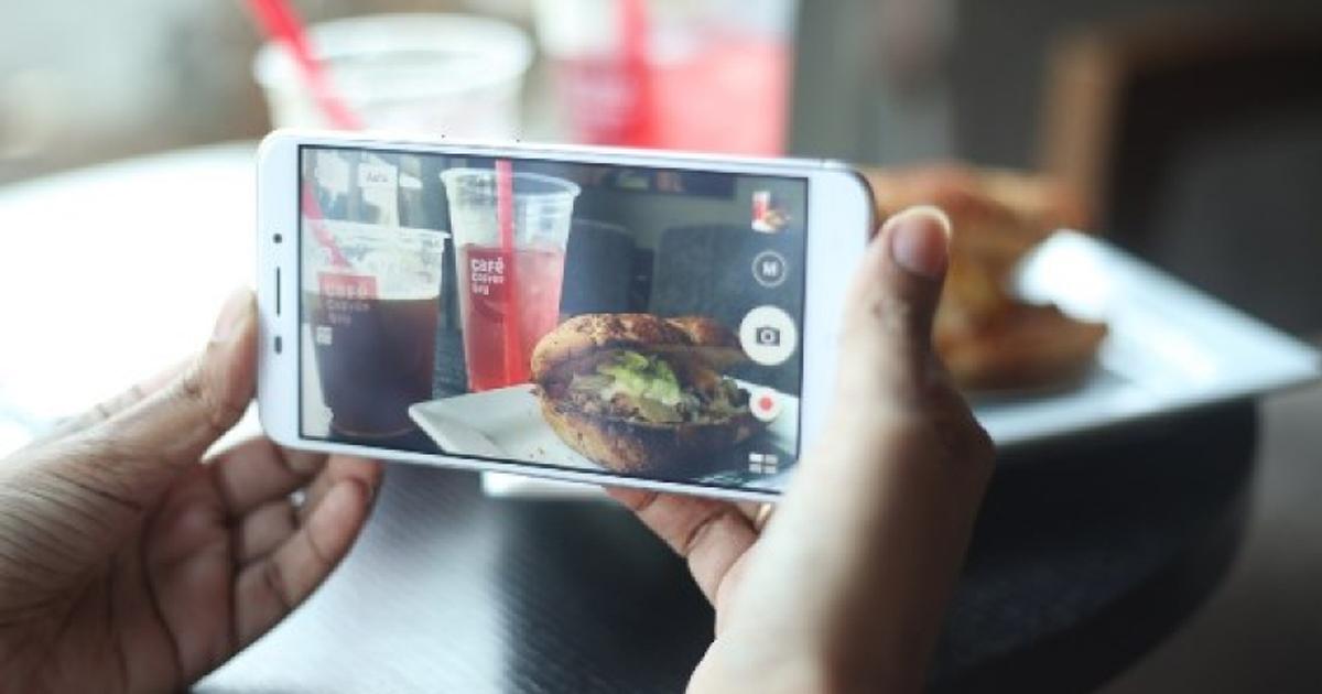 Фото Теперь испорченную еду может определить смартфон