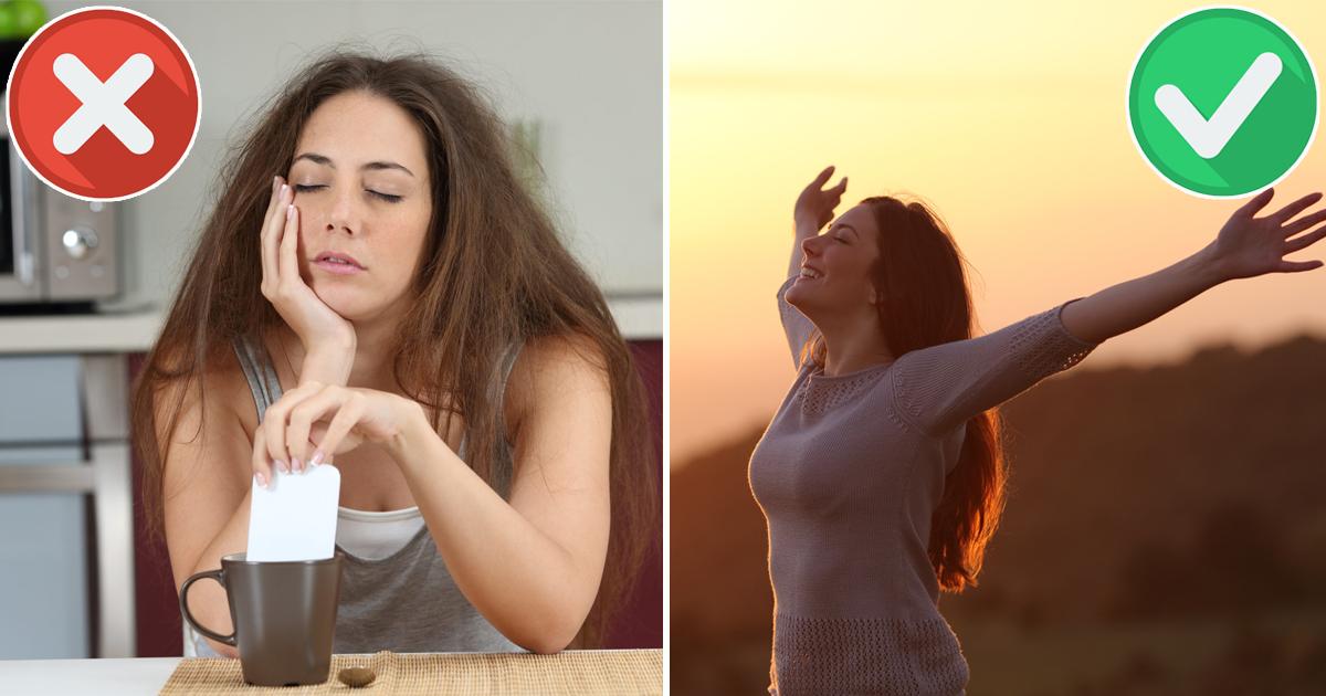 Фото Жизнь в коме: как бороться с хронической усталостью
