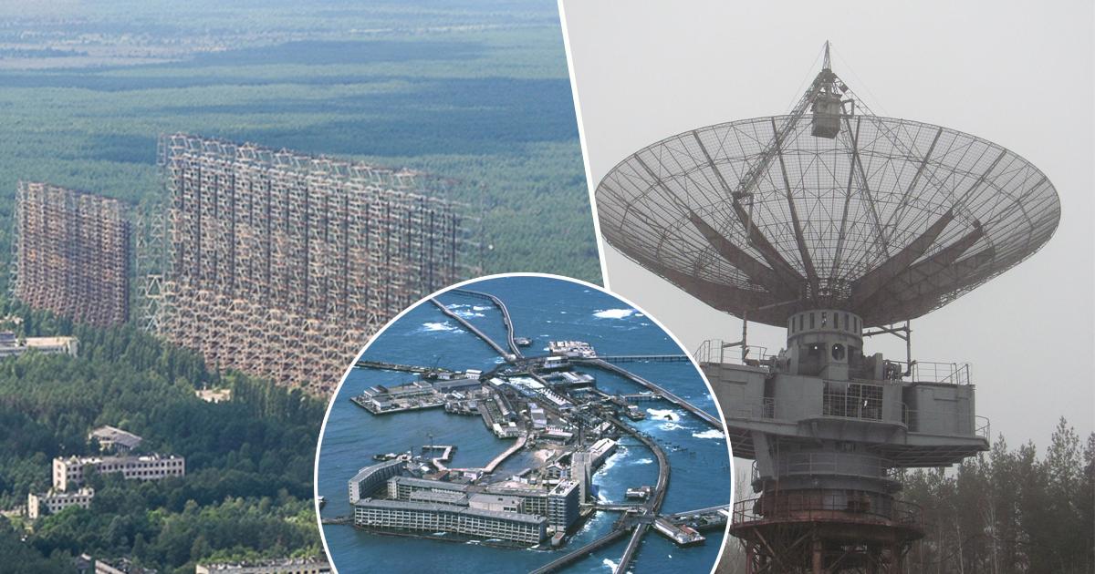 Сверхдержава: грандиозные секретные проекты времен СССР