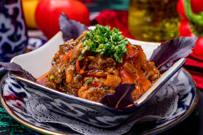 Аджапсандали – шедевр кавказской кухни!