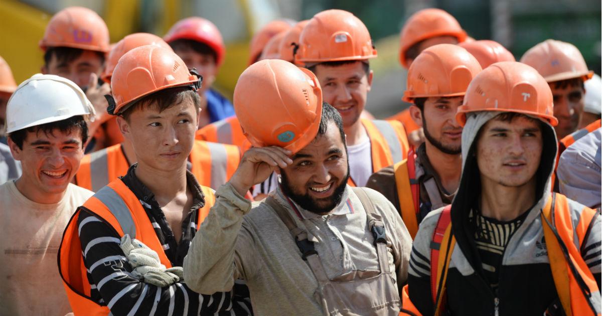 Фото Мигранты не спасают. В России наметился демографический перелом