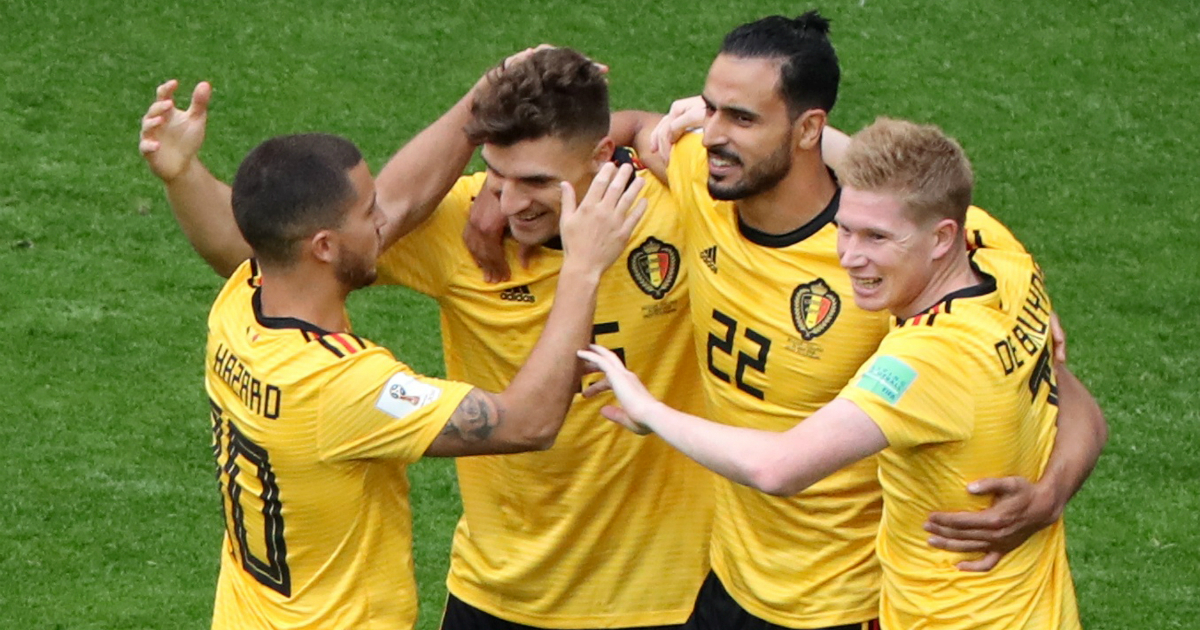 Фото Сборная Бельгии обыграла англичан и заняла 3-е место на ЧМ-2018