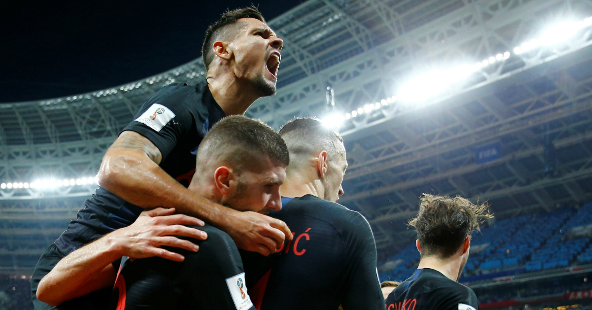 Финал ЧМ-2018. Франция - Хорватия. Онлайн