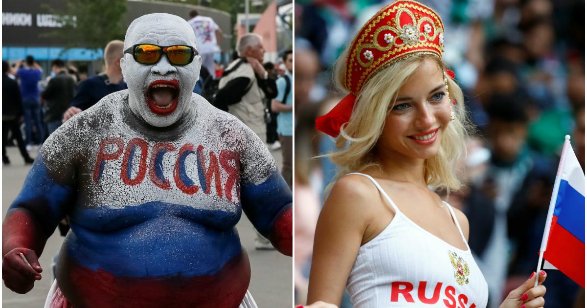 Фото Российское чудо. 6 вещей, которыми поразил ЧМ