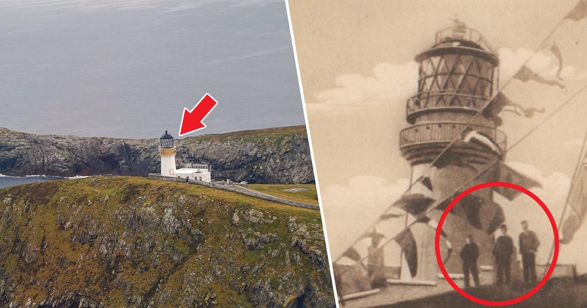 Фото Тайна XIX века, или куда исчезли трое смотрителей маяка у берегов Шотландии