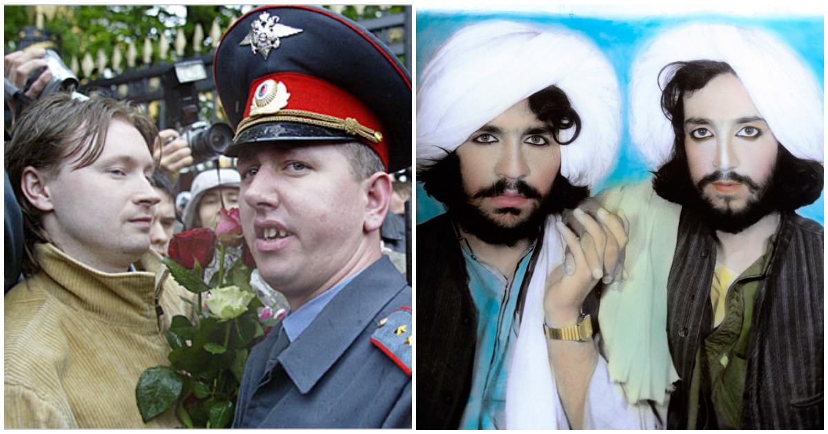 """Фото """"Я сознательно провоцировал и ждал"""". Как живут геи в РФ и исламском мире"""