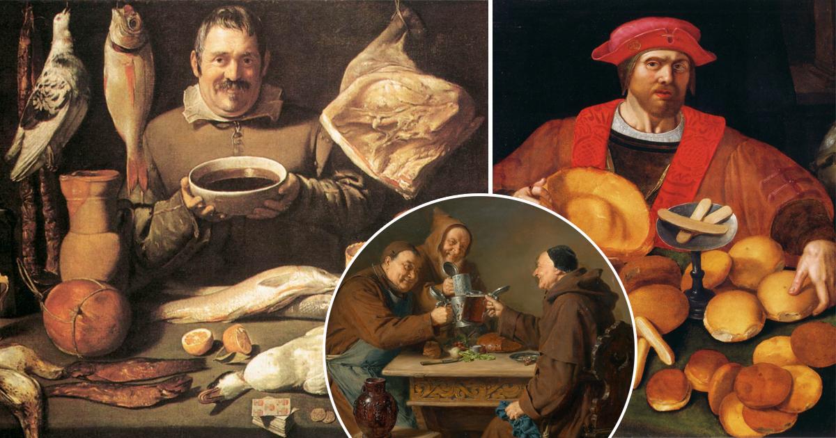 Фото Бобры вместо рыбы. Как питались в средневековой Европе