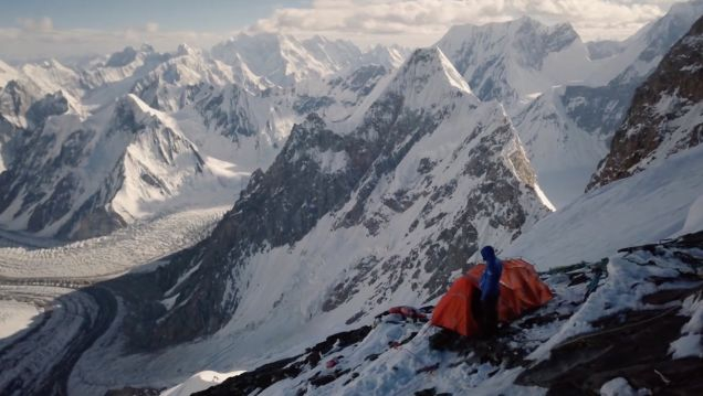 Photo of Polish Daredevil Becomes First Person To Ski Down From The Summit Of K2