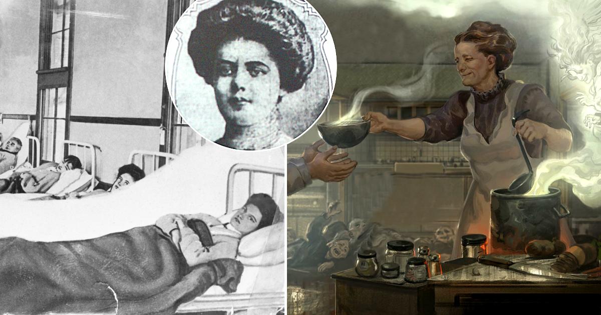 Фото Кухарка-убийца: как Тифозная Мэри заразила смертельной болезнью полсотни человек