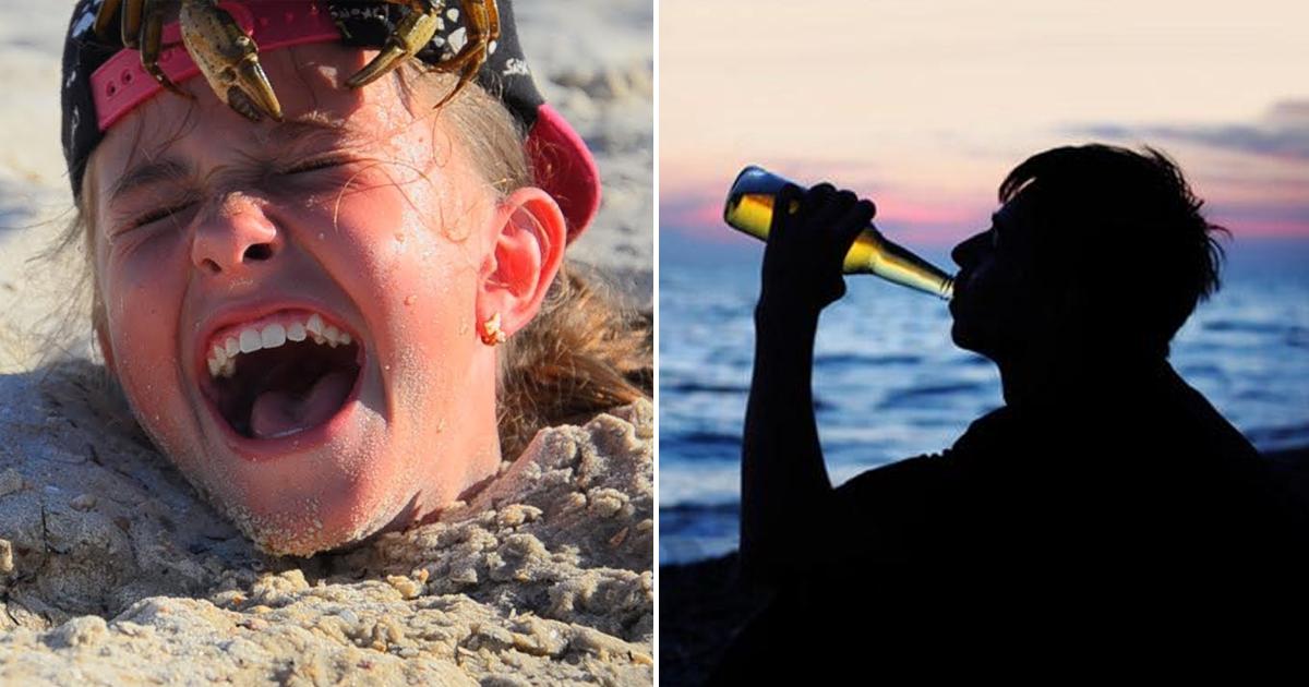 Фото Берегитесь пива! 7 ошибок, которые испортят вам отпуск