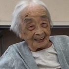 Фото В Японии умерла самая пожилая жительница Земли