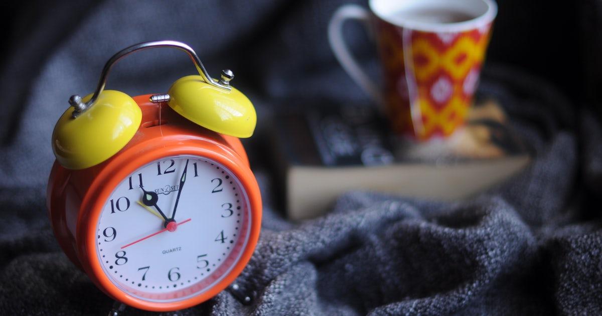 Фото Как начать вставать раньше?