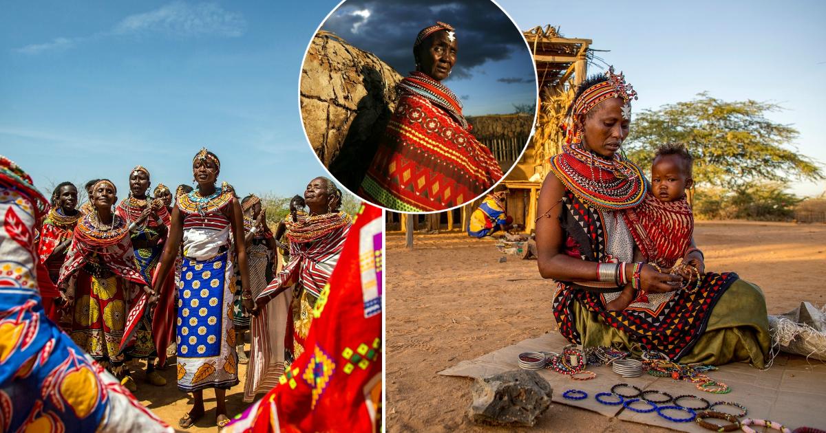 Матриархат по-африкански: место, где живут только женщины, пострадавшие от мужского насилия