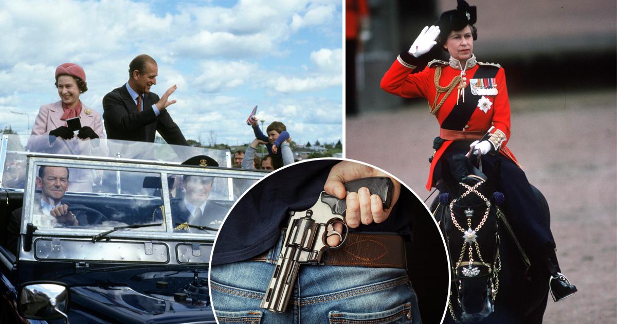Фото Наиболее громкие покушения на британскую королевскую семью
