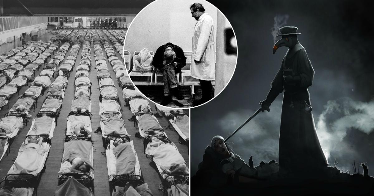 Фото Время умирать: наиболее смертоносные эпидемии в истории