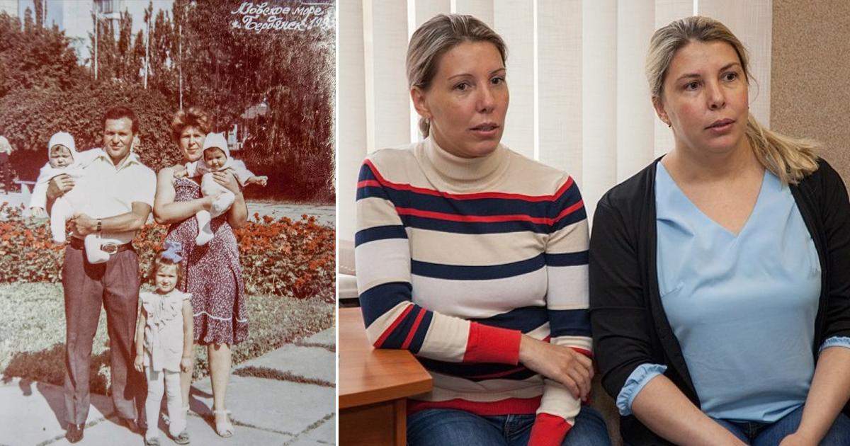 Фото Разлученные 35 лет назад близняшки требуют компенсации в 55 млн. рублей