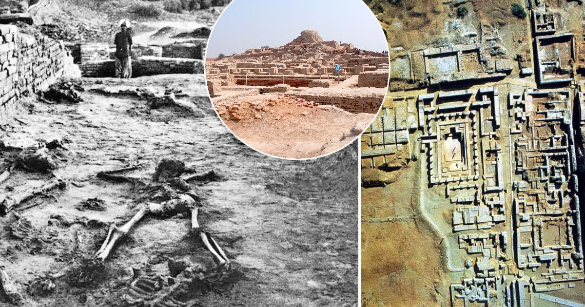 Тайна Мохенджо-Даро: идеальный древний город, все жители которого погибли в один миг