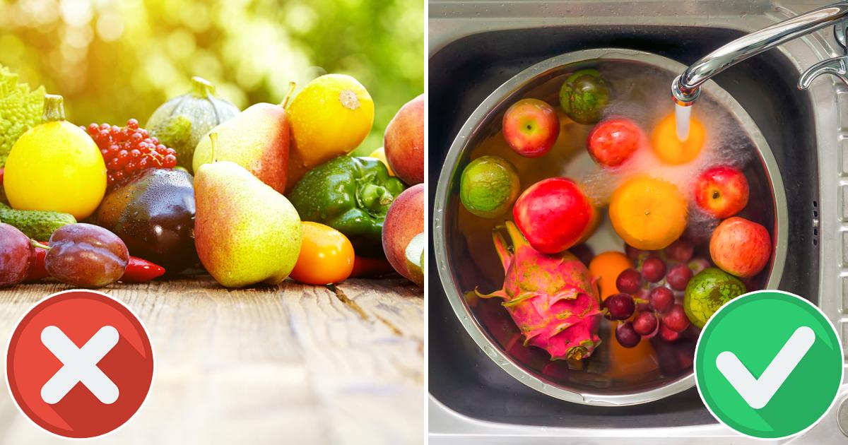 Гельминтоз и отравление: чем можно заболеть, съев немытый фрукт?