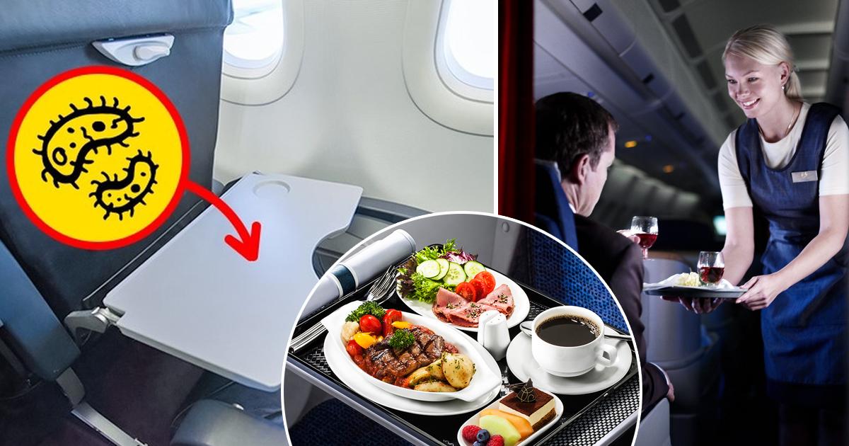 С собой не брать. Ошибки с едой на борту самолета, способные испортить ваш полет