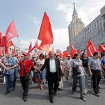 Raising Retirement Age Stirs Russia Protests and Cracks Party Unity