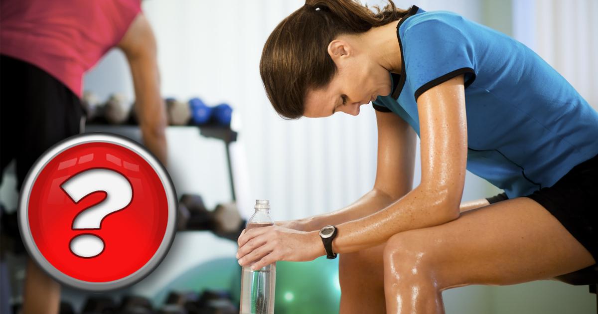 Фото Почему перерыв в занятиях спортом приводит к депрессии?