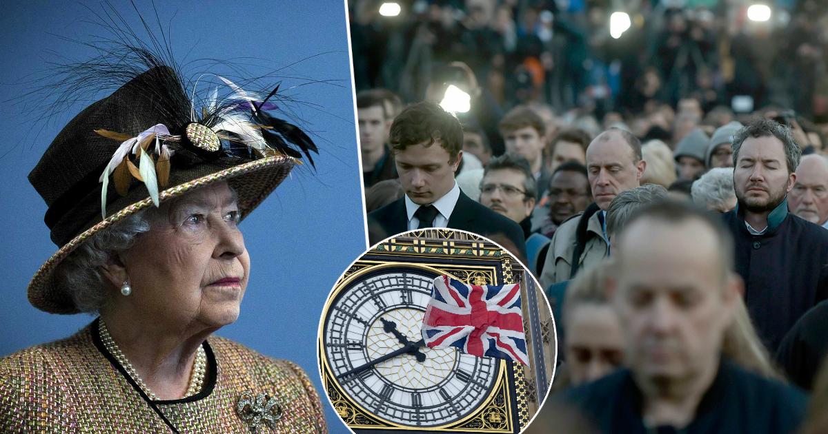 Фото Готовые некрологи и никакого веселья: что ждет Британию после смерти Елизаветы II
