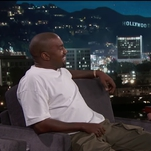 Best of Late Night: Kanye West to Jimmy Kimmel on Trump: It's 'Not About Policies'