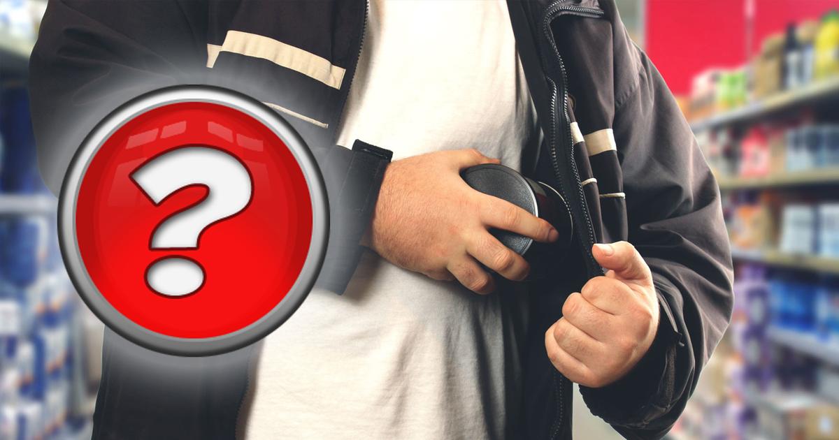 Кайф и кражи: в чем различие клептомана и обычного вора?