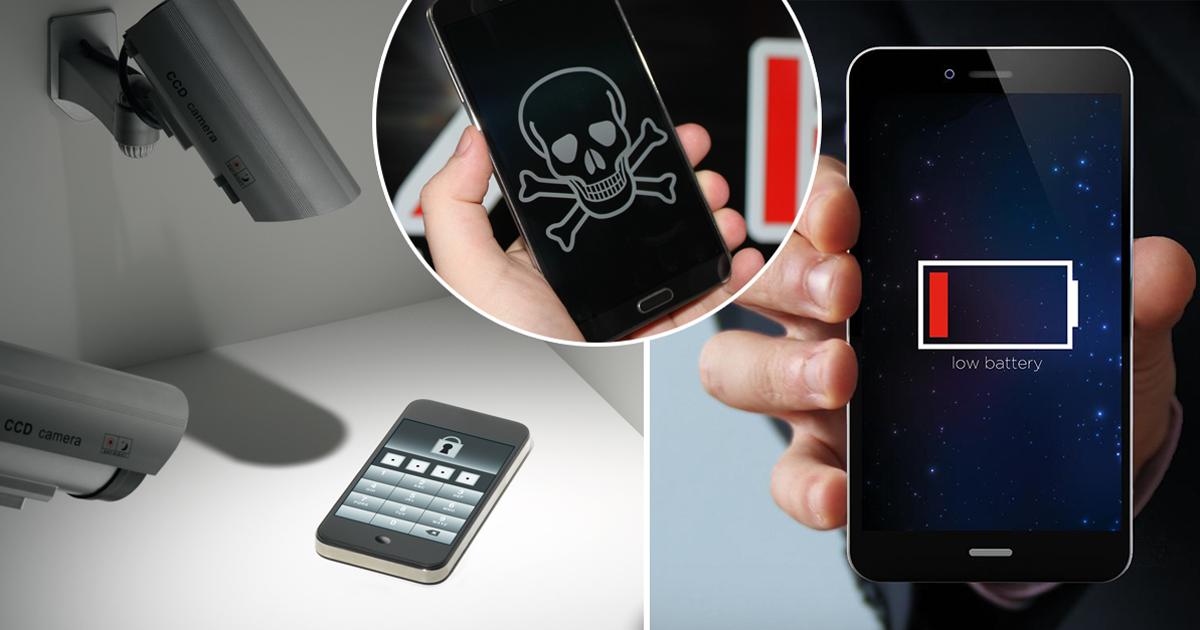 Фото Признаки, что на ваш смартфон установлены шпионские программы