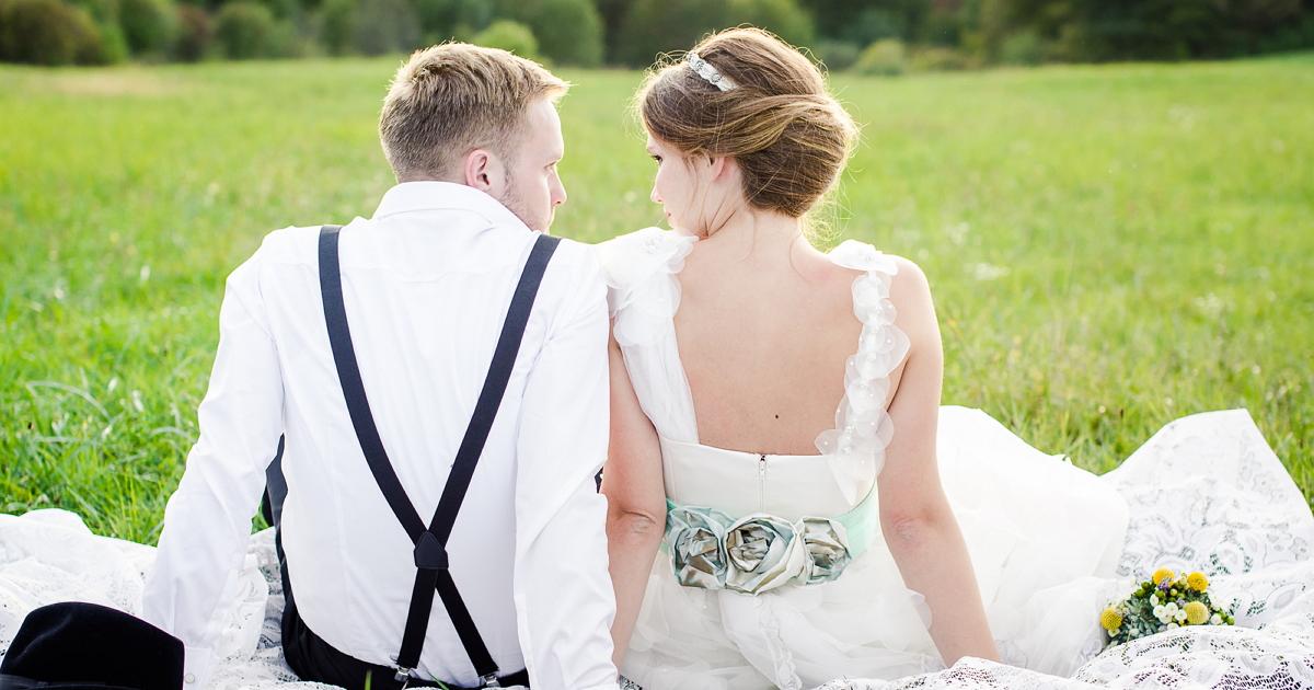 По свадьбе все понятно. Организаторы назвали признаки счастливого брака