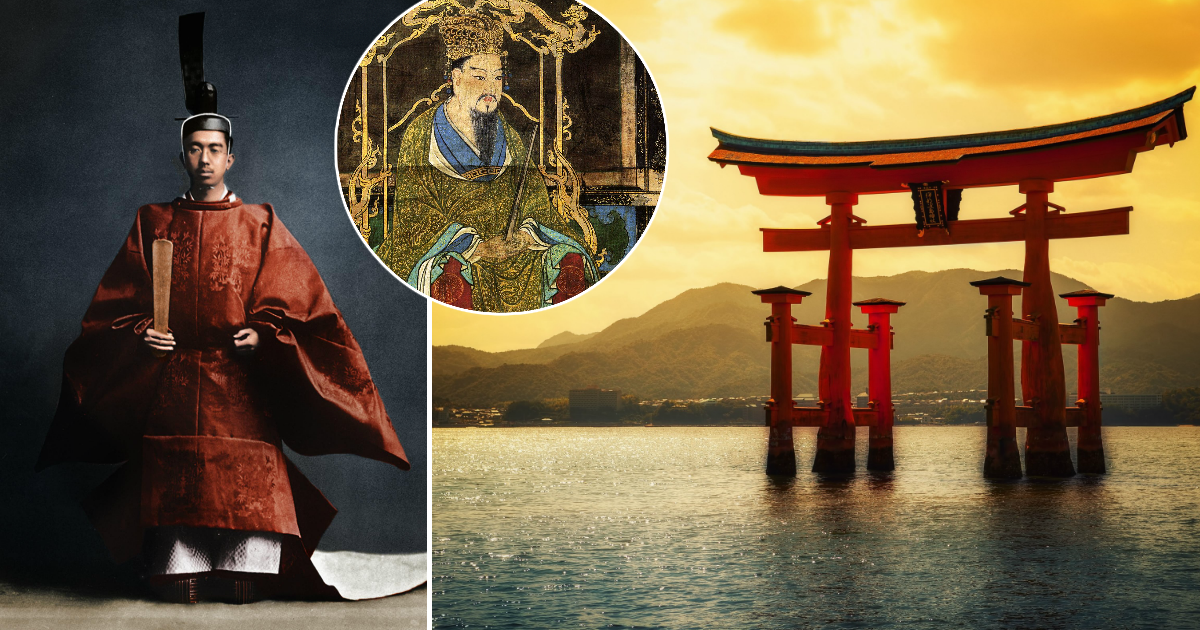 Не смотри на императора. Странности и причуды японской монархии