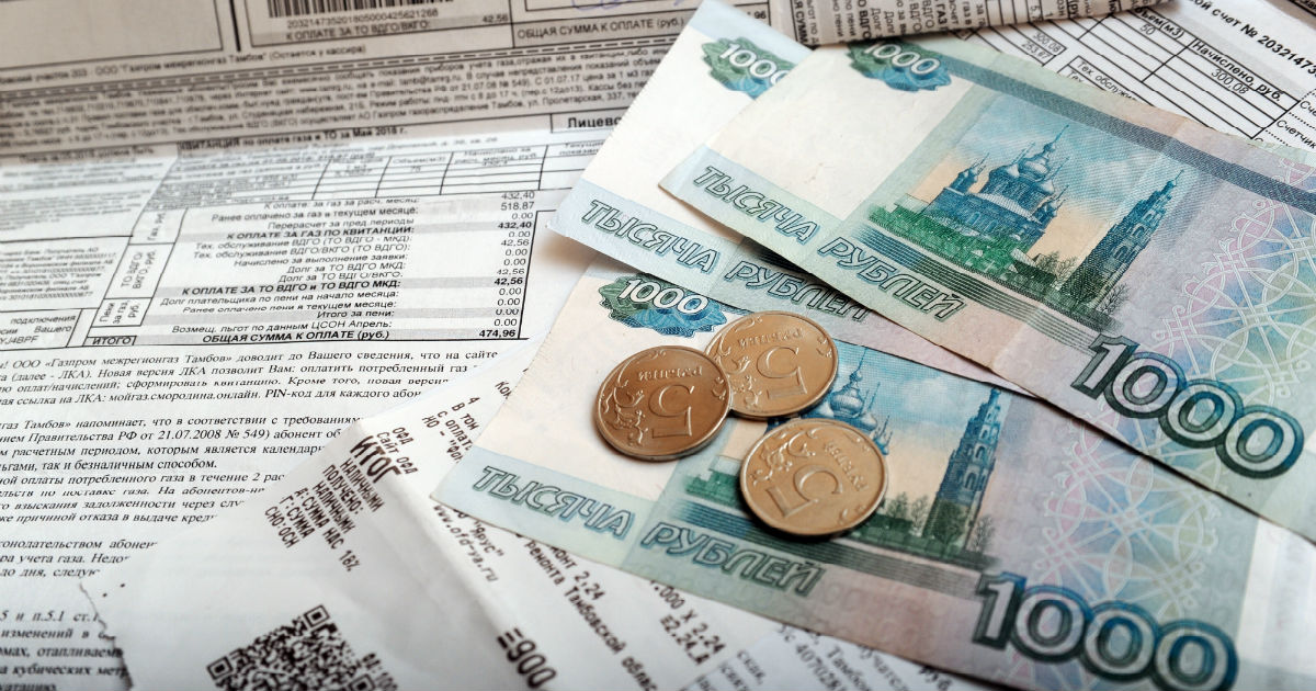 Фото В правительстве решили поднять тарифы ЖКХ дважды