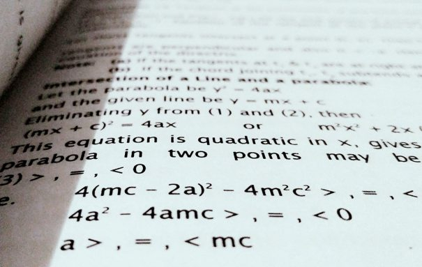 Photo of Bing Search adds math mode: solve equations by taking a picture