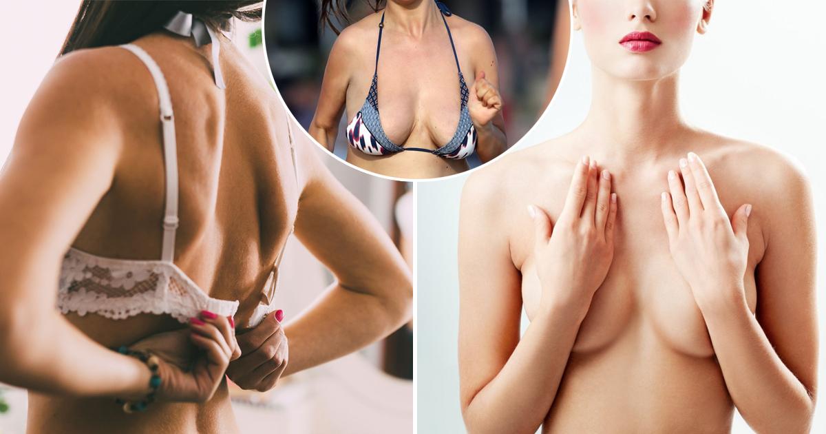 """""""Смотрят вниз"""": ошибки, которые приводят к обвисанию груди у женщин"""