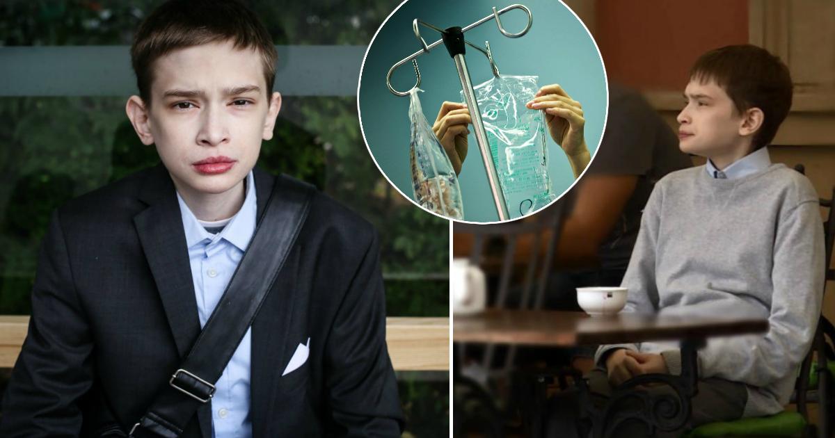 """""""Я никогда не вырасту"""": Болезнь заточила 25-летнего поляка в теле 12-летнего мальчика"""