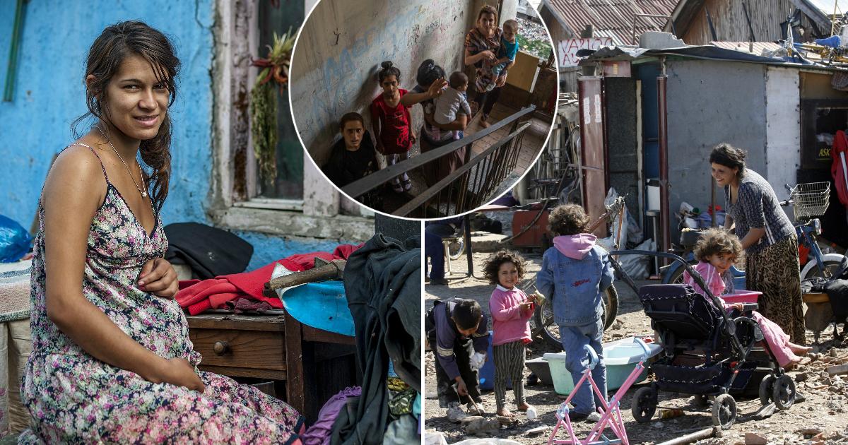Живой товар, или Как болгарские цыгане зарабатывают на торговле детьми