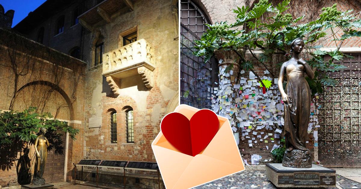 Друг по переписке: как можно написать письмо шекспировской Джульетте и получить ответ