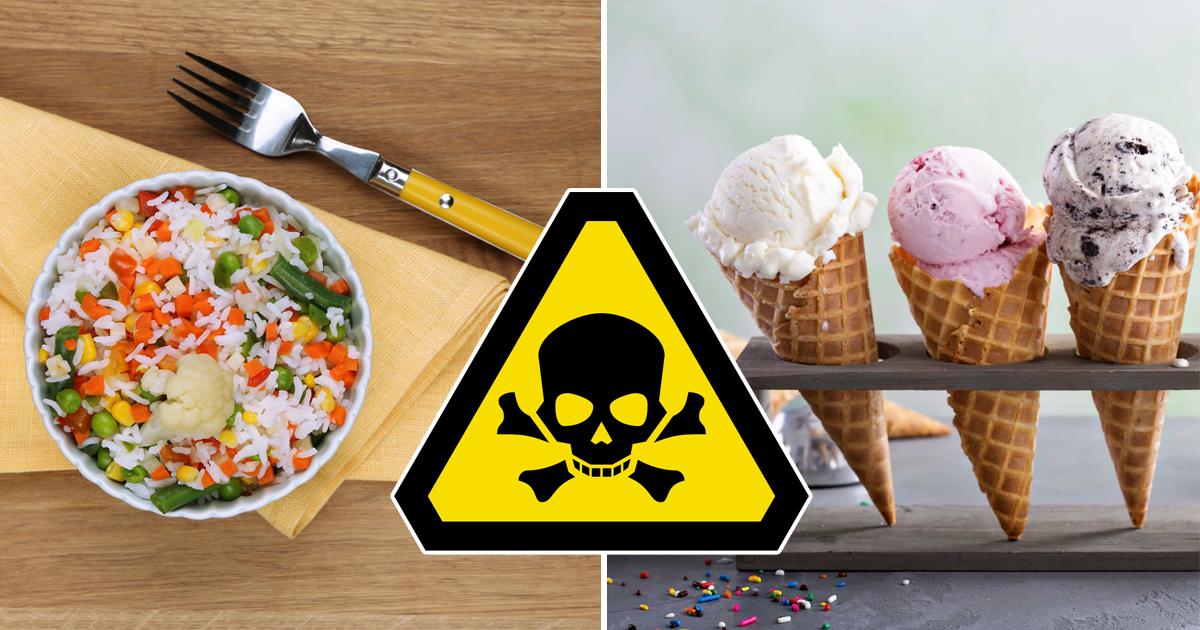 Ядовитый рис и другие неприятные сюрпризы, таящиеся в обычных продуктах