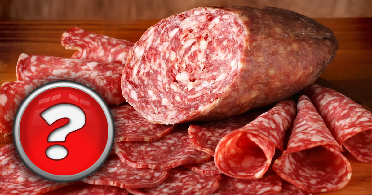 Фото Качество или эстетика: почему колбасу нарезают под углом?