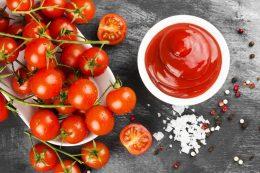 Кетчуп защищает от рака