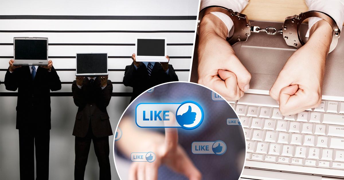 Фото Мемы и комментарии: действия в соцсетях, за которые можно угодить за решетку