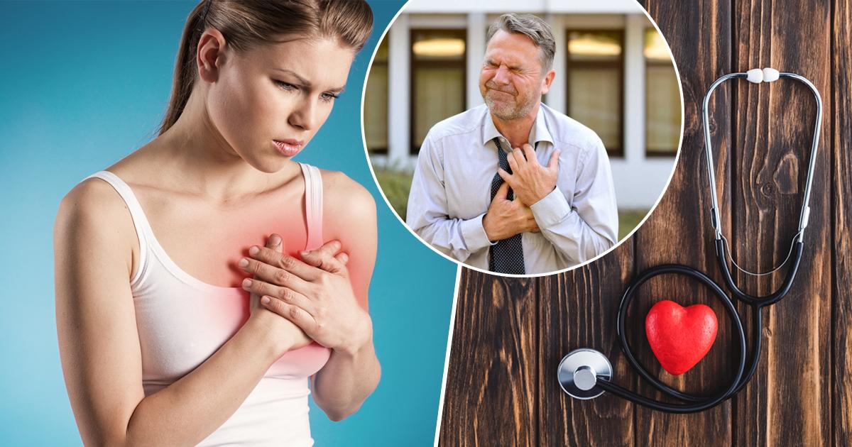 Фото Сигналы, которые помогут распознать инфаркт за месяц до приступа