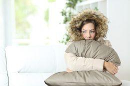 Низкая температура в помещении повышает кровяное давление