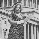 Alice Dunnigan, First Black Woman to Cover White House, Will Get Statue at Newseum