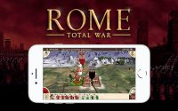 ROME: Total War вышла на iPhone