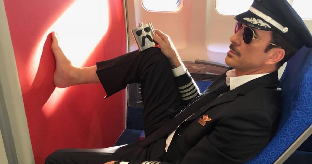 Идеальные места для... Бортпроводник о том, где в самолете сидеть лучше